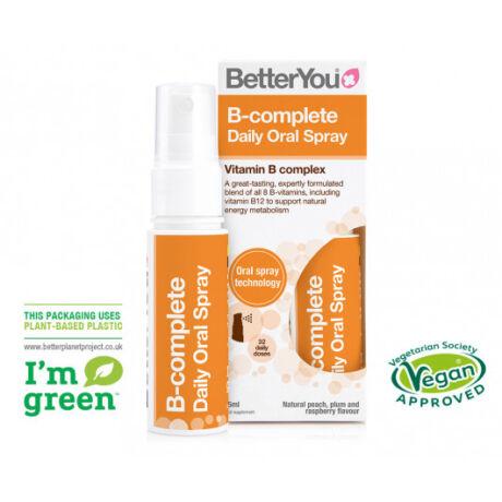 vegán b vitamin szájspray bulkshop