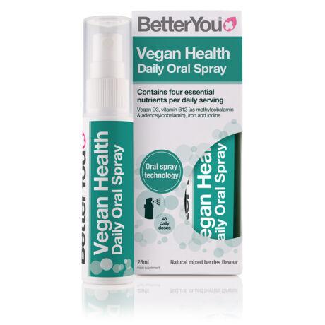 Vegán vitamin szájspray (Better You) vegyes bogyós gyümölcs ízzel