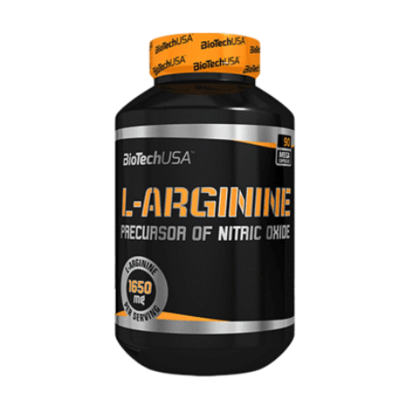 L-Arginine kapszula 825mg, 90db