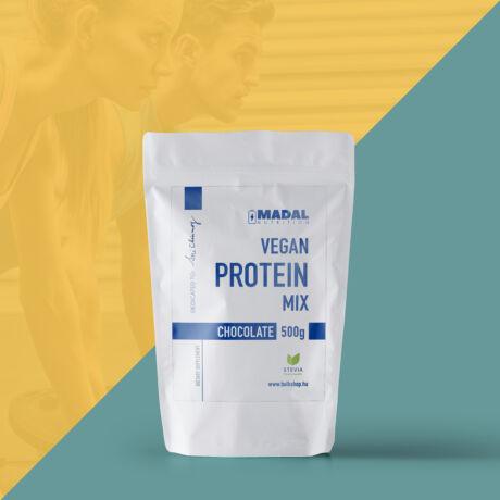 Vegán fehérje (protein) mix 500g, csokis