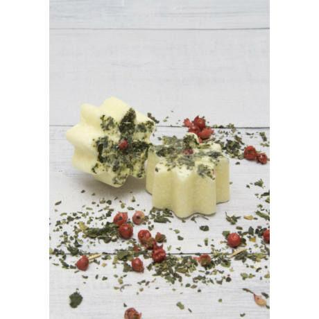 Fürdőpraliné MentaLia citrom-babérlevél, vegán 17g bulkshop