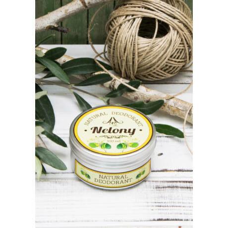 Dezodor Nelony, hársfa illat, 35 ml, vegán, 100% natur