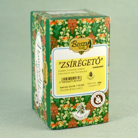 zsírégető tea filteres bulkshop