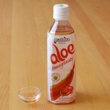 Aloe Vera gránátalmás ízű ital 500ml