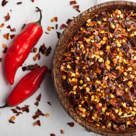 Chili pehely maggal, 100g