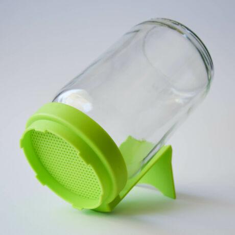 csíráztató üvegedény