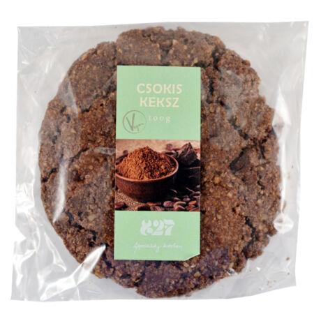 Óriás csokis keksz, 100g bulkshop