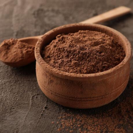 Kakaópor, zsíros, alkalizált 20-22%, 250g bulkshop