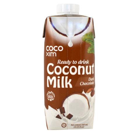 Kókusztej ital csokoládés 330ml - bulkshop