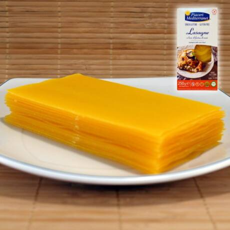 lasagne gluténmentes