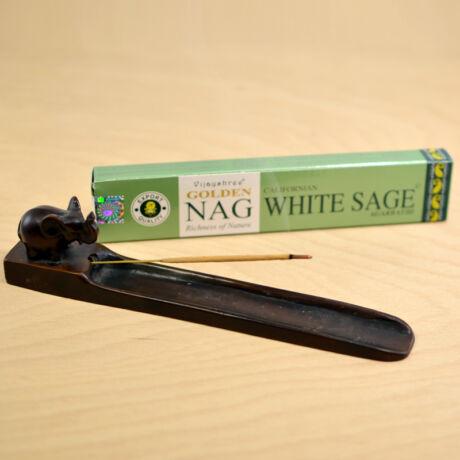 Füstölő Nag White Sage