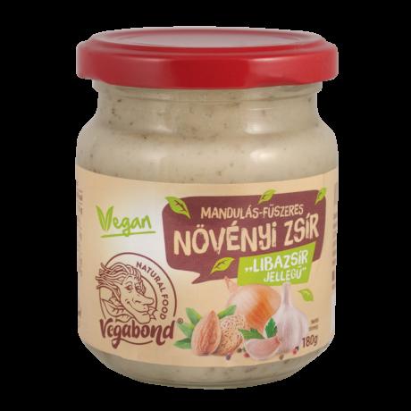 vegetáriánus növényi zsír, libazsír jellegű