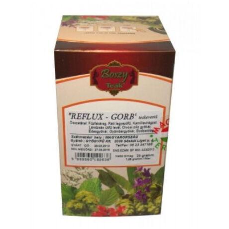 reflux teakeverék filteres bulkshop