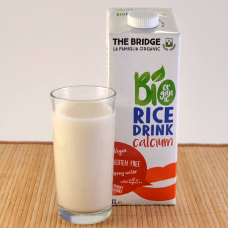 Rizs ital kalciummal (rizstej) 1liter