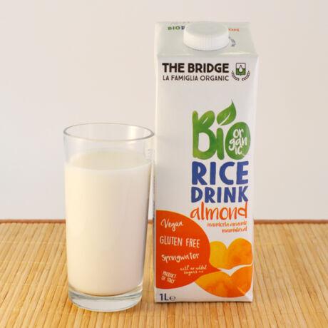 Rizsital mandulás, 1 Liter (rizstej)