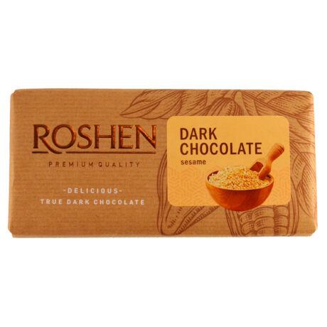 roshen szezámmagos fekete csokoládé bulkshop