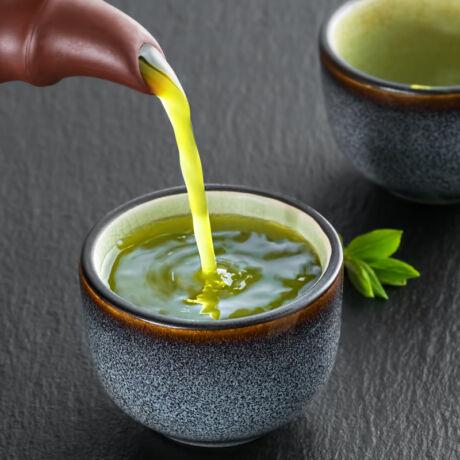 Sencha zöld tea szálas, 100g - bulkshop