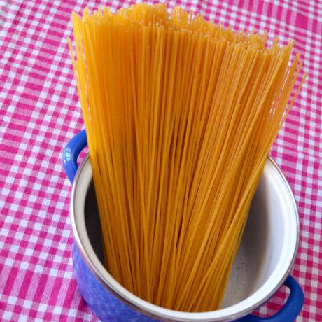 Tészta gluténmentes, spagetti, 500g
