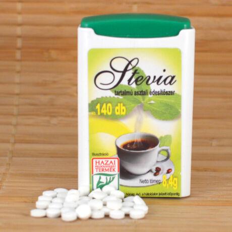 Stevia (sztévia) tabletta, 140db