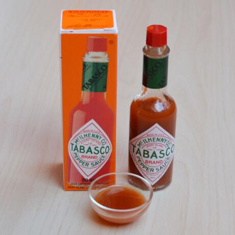 Tabasco csípős chilipaprika szósz 60ml