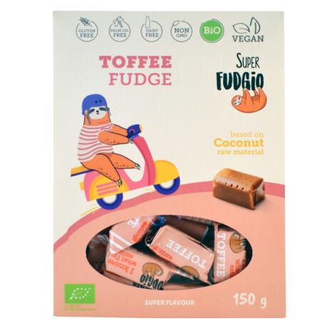Toffee ízű karamella