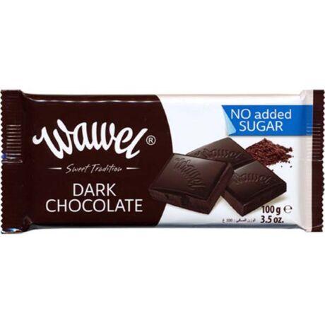 Étcsokoládé cukormentes 100g
