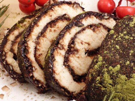 kesutekercs sütés nélkül recept bulkshop vegan plantbased növényi alapú