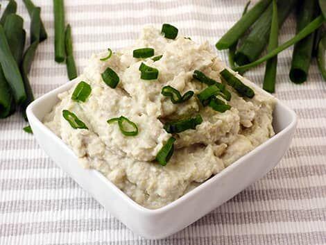 Articsókakrém recept növényi alapú vegán recept - plantbased