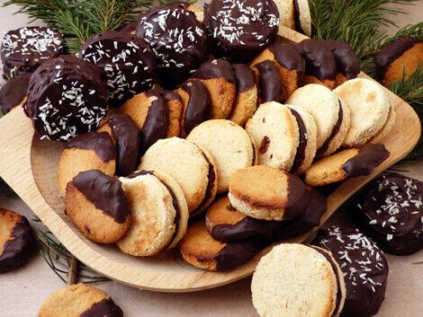 karácsonyi kekszek recept bulkshop vegán plantbased növényi alapú