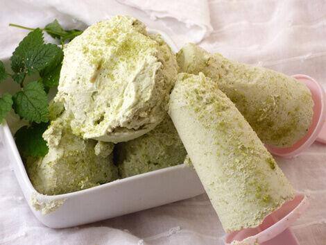 matcha tea fagylalt bulkshop vegán plantbased növényi alapú
