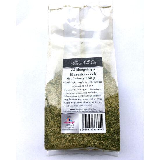 Zöldségchips fűszerkeverék, 100g