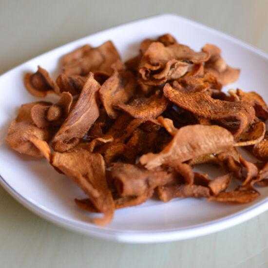 Zöldség chips fekete borssal 90g (répa & paszternák)